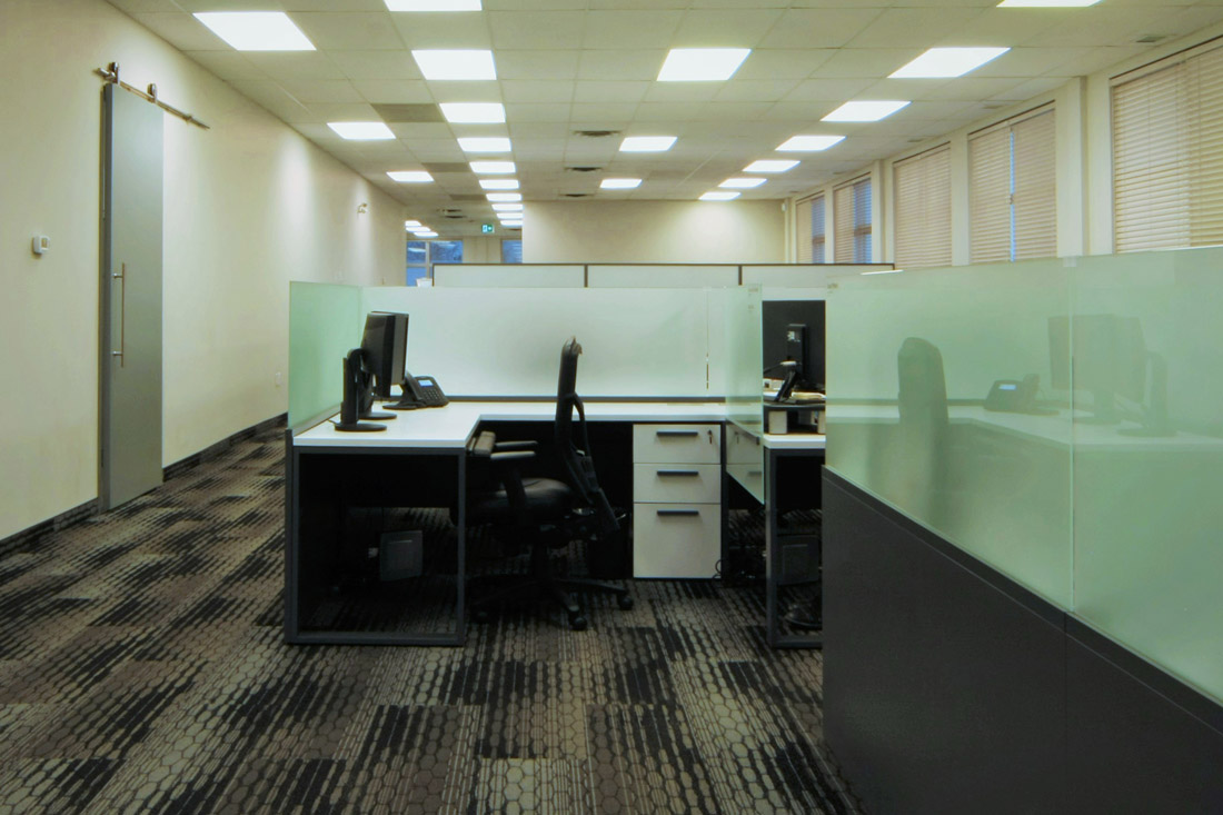 office space design construction calgary dovetail project management