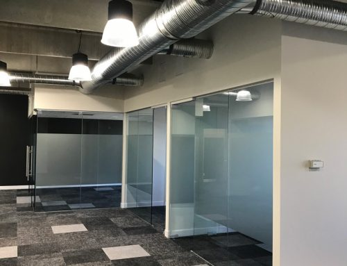 Small Office Renovation